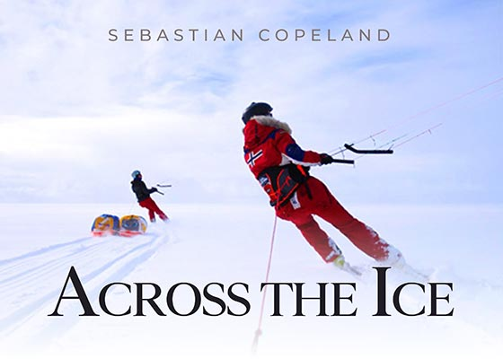 Sebastian Copeland's Across The Ice: The Greenland Victory March