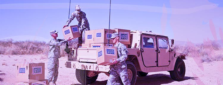 Healthwire Teams Up with USO